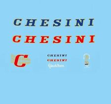 Chesini Bicycle Decals, Transfers, Stickers n.125