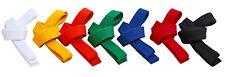 MARTIAL ARTS BELTS KARATE TAEKWONDO JUDO KICKBOXING BELTS By Athletics Gear