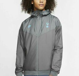 NIKE Tottenham Hotspur Authentic WINDRUNNER Zip Pockets Jacket MEN'S Size L