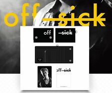 TAEMIN SHINEE 1st SOLO CONCERT OFF-SICK OFFICIAL GOODS CANVAS WALLET + PHOTOCARD