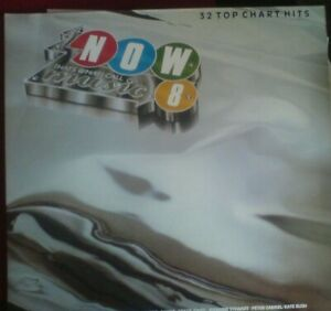 Now That,s What i Call Music,8-Various Artists1986,Double Vinyl Album