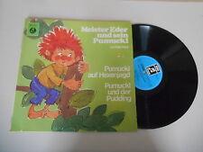 LP Kinder Meister Eder u.s. Pumuckl - Auf Hexenjagd / u/d Pudding EMI ELECTROLA