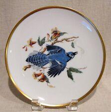 "Hutschenreuther Audubon Bird 8"" Salad Plate"
