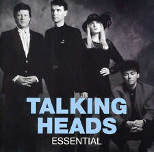 TALKING HEADS - Essential (Best Of / Greatest Hits) - CD - NEUWARE