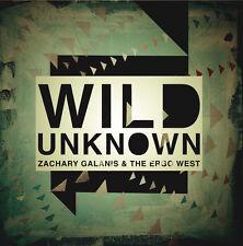 Zachary Galanis & The Ergo West - Wild Unknown CD NEW!