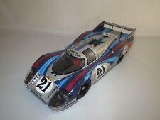 "AutoArt  Porsche  917 L  ""Martini Racing-Team #21""  1:18  Ohne Verpackung !"