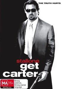 Get Carter (DVD, 2007) Region 4 - Sylvester Stallone, Rachael Leigh Cook