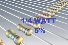 50 Strato Metallo Resistenze 12 ohm resistenza 1//4 W sono denominati resistor 0,25w