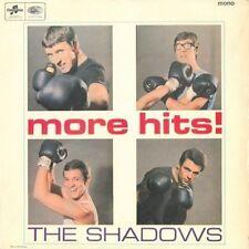 THE SHADOWS More Hits Vinyl Record LP Columbia 33 SX 1791 1965 1st Pressing