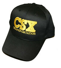 CSX Transportation Embroidered Hat [hat22]