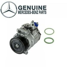 NEW A/C Compressor with Clutch & Two O-Rings for MercedesX164 W164 W251 Genuine