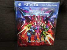 Fast Striker [Limited Edition] Playstation Ps Vita Shmup New!