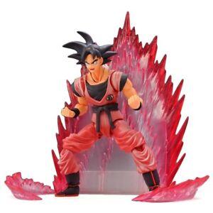 Dragon Ball Z Goku Kaioken S.H.Figuarts action figure Exclusive Bandai