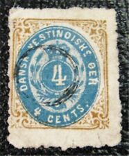 nystamps US DWI Denmark Stamp # 18 Used $15