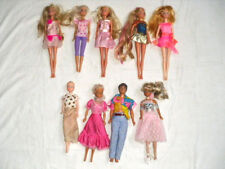 Konvolut Sammlung Simba Steffi Love 9 Puppen mit Kleidung