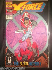 X-Force #2-  2nd Appearance of DEADPOOL - Excellent condition NM/M Marvel