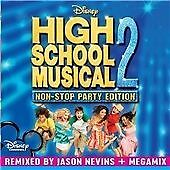 High School Musical 2: Non-Stop Dance Party, The Cast Of High School Musical CD