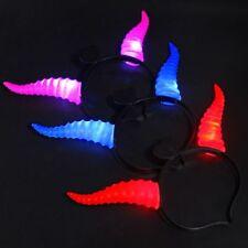 Christmas LED Hair Hoop Flashing Headband Light Up Hairbands Hair Accessories
