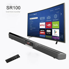 Powerful TV Sound Bar Home Theater Subwoofer Soundbar with Bluetooth Wireless
