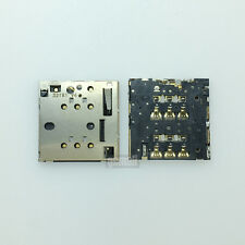 New SIM Card Holder Slot Tray Reader Socket Connector Repair For Nokia Lumia 820