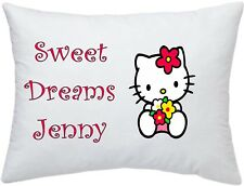 Hello Kitty #1b Right Personalised Pillowcase