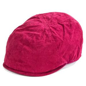 Failsworth Hats Micro Fibre 6-Panel Cap - Red