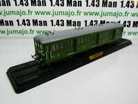 AM29G Automotrices train SNCF 1/87 HO : Type Z 3/5 série ZRX 11521 1924/1929