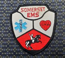 SOMERSET EMS Sew on Patch