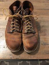 Redwing Boot 8.5