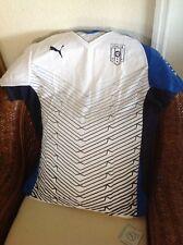 Puma Italia Training Soccer/futbol Jersey/shirt New With Tags Size XL Men's