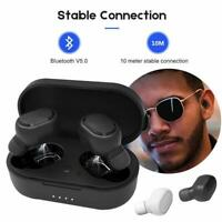 For Xiaomi Redmi TWS Airdots Headset Bluetooth 5.0 Stereo Earphone Earbuds E4J4
