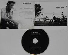 Rafferty - Apple Pie - 2016 Promo CD Single