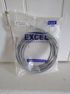Excel 3m cat5e patch cable