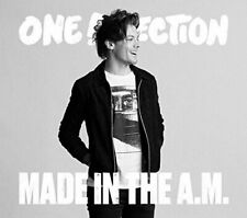 One Direction - Made In The A.M (Louis Tomlinson) [New & Sealed] CD