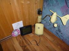 Funk-Wetterstation  Cresta, USB PC-Auswertung  Wind,Wasser ,Luft Vorhersage