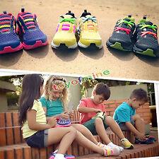 Facile sans cravate élastique chaussure lacets 100% silicone baskets lacets