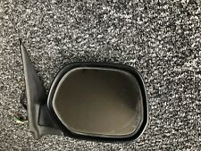 Toyota Yaris 2003 wing mirror driver side E6010049 (black)