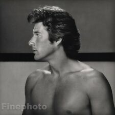 1983 Vintage RICHARD GERE Semi Nude Male Actor Movie Photo ~ ROBERT MAPPLETHORPE