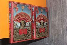 (164A) Jules Verne Vingt mille lieues sous les mers 2 volumes / AGORA
