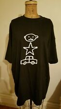 Vintage 1991 U2 Zoo Tv Tour Black Two-Sided Concert T-Shirt Tee; Xl; Never Worn;
