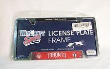 MLS toronto FC metal license plate frame