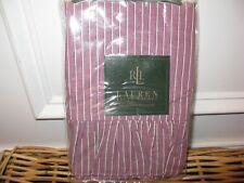 Ralph Lauren Brittany Stripe King Pillowcases new