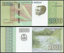 Angola | 2,000 Kwanzas | 2012 | P.157a | EI 5132984 | UNC