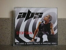abs  Stop Sign bonus tracks and video