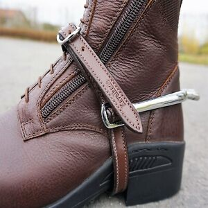 Kavalkade Best Quality Leather Spur Straps