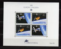 MADEIRA (PORTUGAL) #152 MNH EUROPA CEPT 1991 (ERS-1 & SPOT SATELLITES)