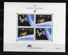 MADEIRA (PORTUGAL) #152 MNH EUROPA CEPT 1991 (ERS-1 & SPOT SATELLITES)