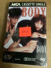BODY  ~ BODY  FACTORY SEALED CASSETTE SINGLE