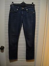 Juicy Couture Cropped Boot Jeans Size 25 skinny jeans High Quality Soft blue