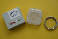 Leica Leitz E39 UVa Filter HOOIV